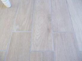 Legno Honey tiles (spanish)