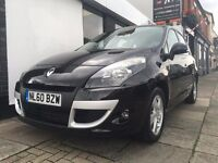 Renault Scenic 1.5 dCi Dynamique 5dr (Tom Tom) ONLY 54179 GENUINE MILES
