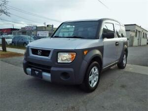RELIABLE** HONDA ELEMENT EX Y PACKAGE***WELL KEPT**