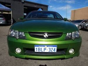 2003 HOLDEN COMMODORE SS VY UTILITY 5.7L V8 6 SP MANUAL Wangara Wanneroo Area Preview