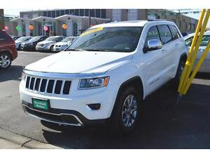 2014 Jeep Grand Cherokee Limited - SUNROOF, LEATHER, LOADED