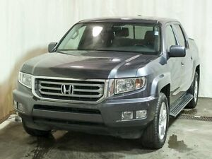 2014 Honda Ridgeline Touring AWD Crew Cab w/ Navigation, Leather
