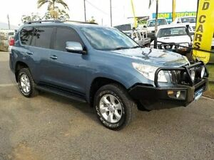 2010 Toyota Landcruiser Prado KDJ150R GXL Blue 5 Speed Sports Automatic Wagon Coopers Plains Brisbane South West Preview