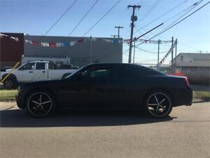 2008 Dodge Charger = 167K = 22 INCH RIMS = DUAL EXHAUST = HIDs