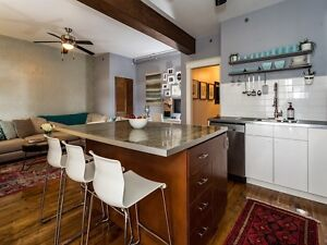 Beautifully renovated condo in sought after neighbourhood!