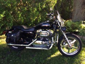 Harley Davidson Sportster 2009 XL 1200