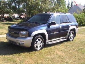 2008 TrailBlazer for sale