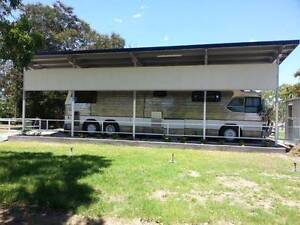 Motor Home in beautiful tranquil country type location Townsville Townsville City Preview