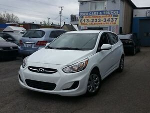 2016 Hyundai Accent 0 DOWN $41 WEEKLY!