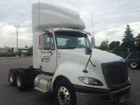 Owner operator daycab Class 1  looking for contract in oil