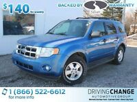 2012 Ford Escape XLT - 4WD - SYNC - SIRIUS RADIO