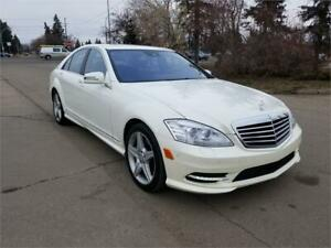 2011 Mercedes S450 AMG*** 4Matic** One Owner** No Accidents***