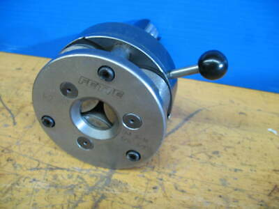 Fette F2 Thread Rolling Head 1 Shank W-1-14 Adapter Vgc