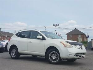 2008 Nissan Rogue S/AUTO/AC/4X4/4CYL/MAGS/CRUISE/AUX/ELECT!!!!