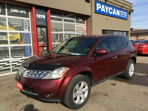 2006 Nissan Murano SE Kitchener / Waterloo Kitchener Area image 1