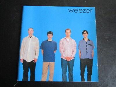 Weezer - Weezer: 1994 Geffen CD Album (alt. Rock, Pop)
