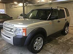 2006 Land Rover LR3 - LEATHER SUNROOF- SAFETY AND E,TEST INC