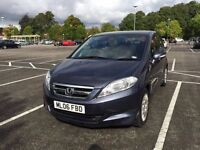 2006 Honda FR-V, **6 Seaters** Only 38,850 Warranted Miles With Service History, 1 Owner from New