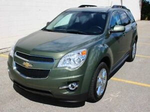 2015 Chevrolet Equinox 2LT AWD V6 LOW KM FINANCE AVAILABLE
