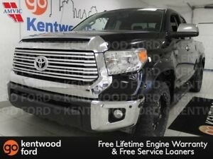 2014 Toyota Tundra Limited 5.7L 4x4 V8 with NAV, heated power le
