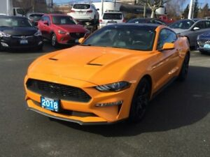 2018 Ford Mustang EcoBoost Premium was $32111 now $31500 SAVE $8