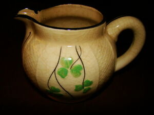 Antique Shamrock Jug