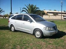 2005 Ssangyong Stavic A100 SV270 Sports Plus AWD 5 Speed Automatic Wagon Alberton Port Adelaide Area Preview