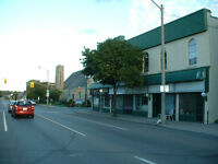 Great location commercial Store for rent near Downtown Brantford
