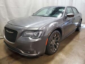 2018 Chrysler 300 300S - Heated Leather, B/U Cam, Nav + Sunroof!