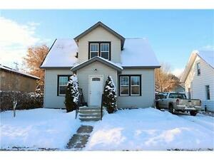 Character Home Close to Schools Lacombe, $225,000