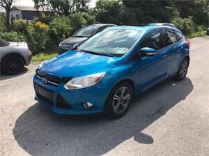 2012 Ford Focus SE, Safety & ETEST for ON or QC INCL.
