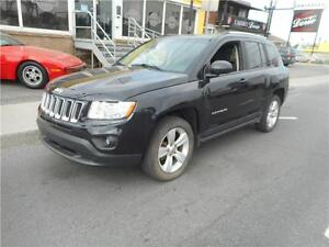 JEEP COMPASS 2011 4X4 MANUELLE NORTH EDITION *VISA*MASTER*CARD**