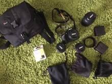 Nikon 5100 with 4 LENS Sydney City Inner Sydney Preview
