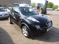 NISSAN JUKE - LG61NME - DIRECT FROM INS CO