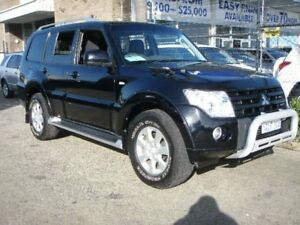 2010 Mitsubishi Pajero NT MY11 RX (4x4) Black 5 Speed Auto Sports Mode Wagon Wangara Wanneroo Area Preview