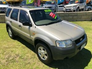 2003 Ford Escape BA XLT Silver 4 Speed Automatic SUV Wangara Wanneroo Area Preview