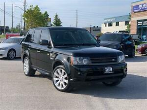 2011 Land Rover Range Rover Sport LUX | NAVI | BACK UP CAMERA