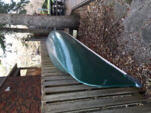 18' Woodstream canoe (OBO)