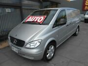 2007 Mercedes-Benz Vito 639 MY07 120CDI Extra Long Silver 5 Speed 5 SP AUTOMATIC Van Croydon Charles Sturt Area Preview