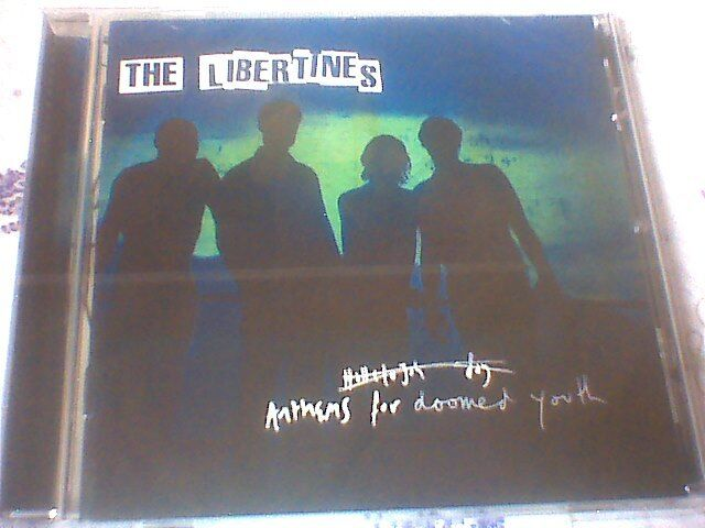 The Libertines - Anthems For Doomed Youth - Neu & Ovp