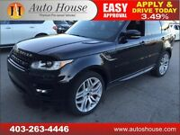 2014 RANGE ROVER AUTOBIOGRAPHY SPORT DYNAMIC SUPERCHARGED