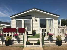 Willerby Boston Lodge! Riverside Holiday Park !