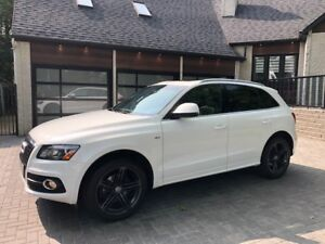 2010 Audi Q5 Premium Plus + S-Line Package AWD Fully Loaded
