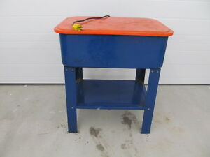 Electric Parts Washer
