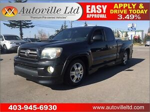 2009 TOYOTA TACOMA X-RUNNER TRD SUPERCHARGED 2 TIRE SETS $130/BW