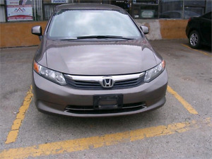 2012 Honda Civic LX NO ACCIDENT ONE Owner