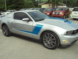 2010 Ford Mustang  GT  Roush  S197