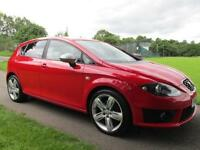 2010 (60) Seat Leon 2.0TDI CR FR ***FINANCE ARRANGED***