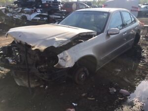 2003 Mercedes E500 just in for parts at Pic N Save!
