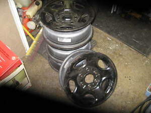 GMC  Steel Wheels